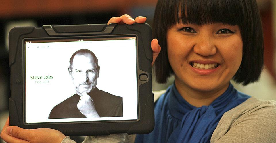 Song & Steve Jobs