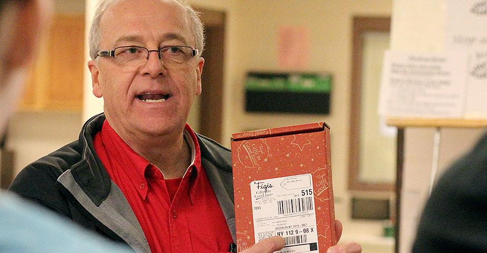 Jim Krueger, Figi's President