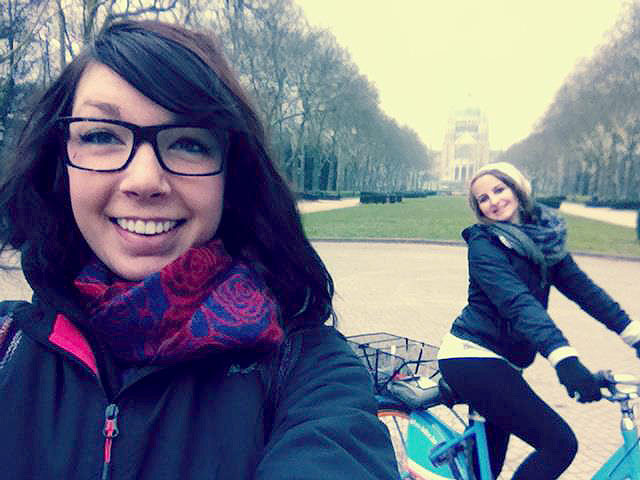 BikingBrussels