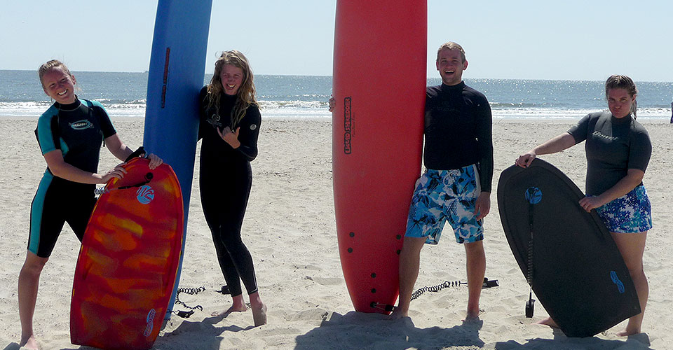 Surfing-BodyBoarding