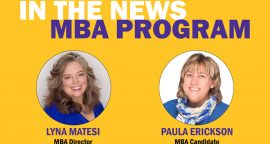 MBA in the News