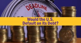Would the U.S. Default on its Debt?