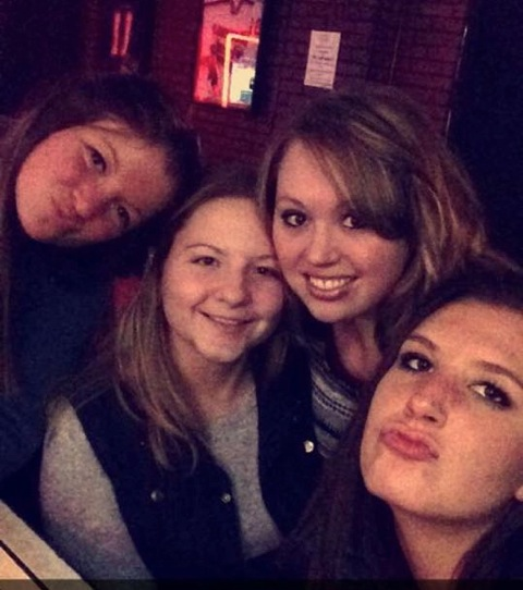 UW-Stevens Point friends and friendships