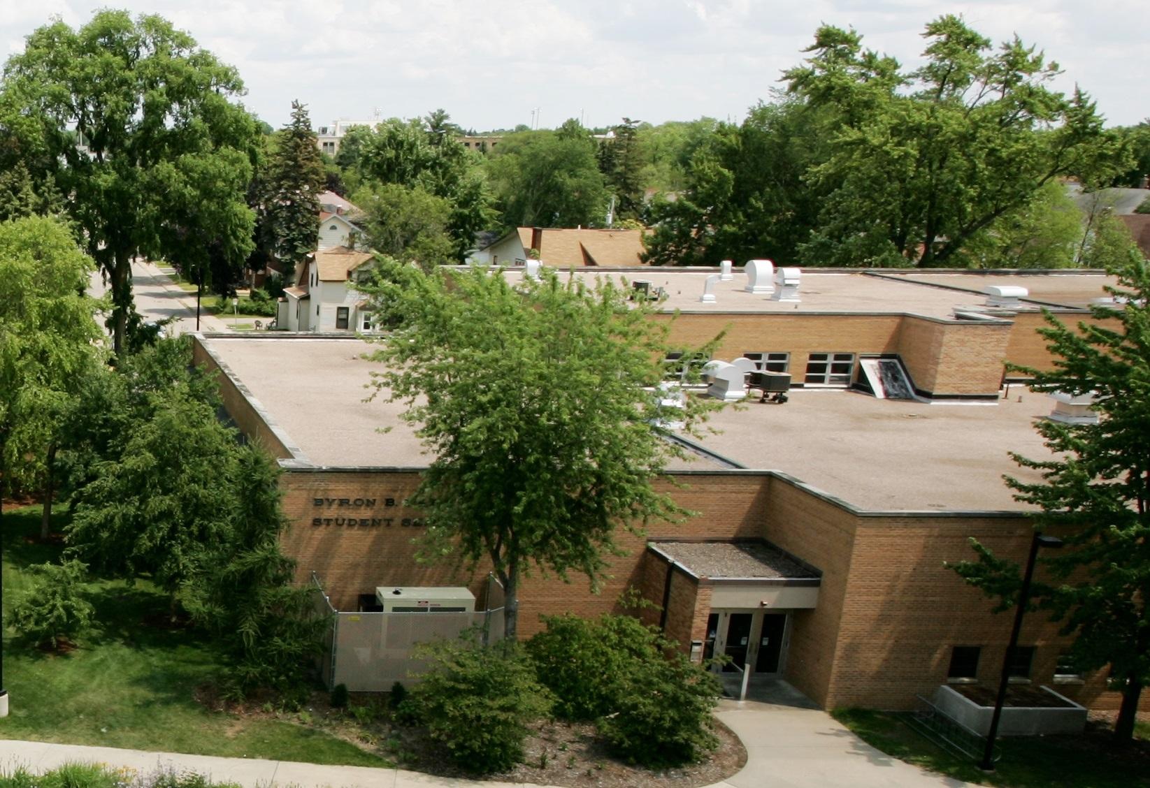 Student Services Center at UW-Stevens Point