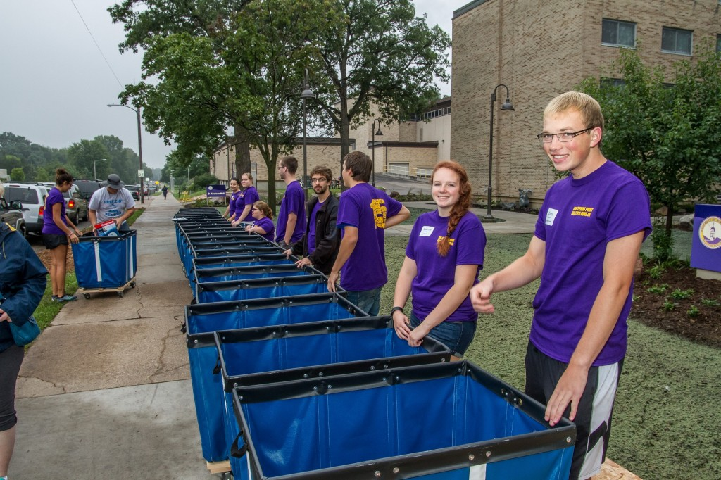 Move-in day 2015