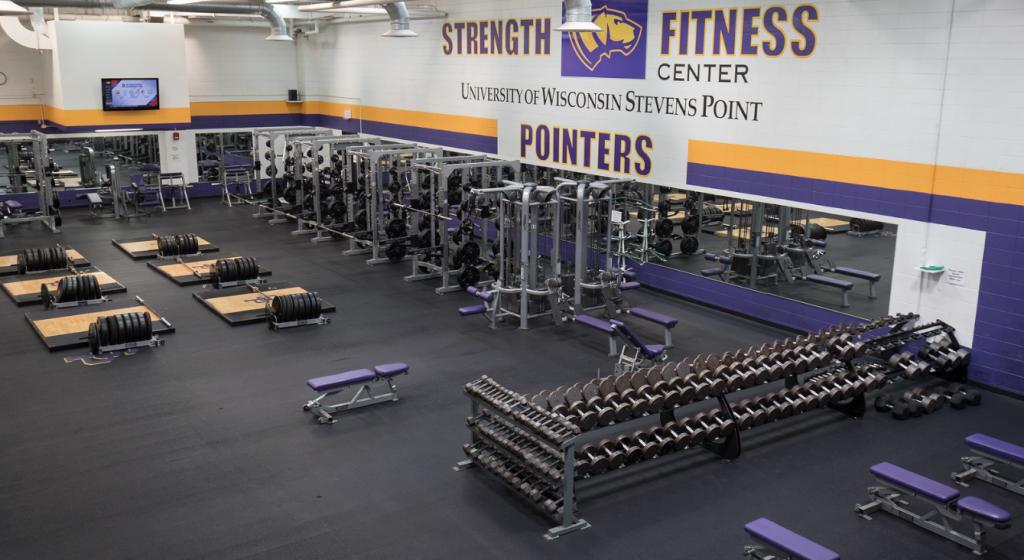 Strength Center