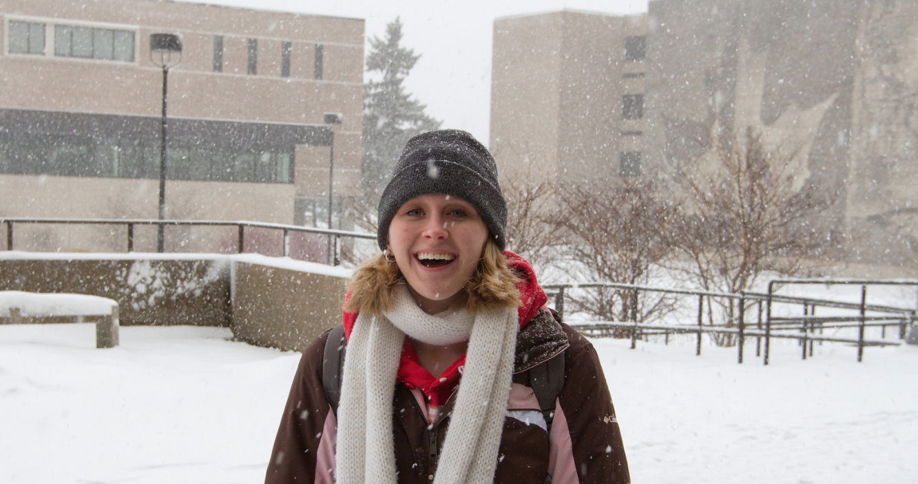 Mikayla Jankowski gives tips for Pointers returning to campus this semester.