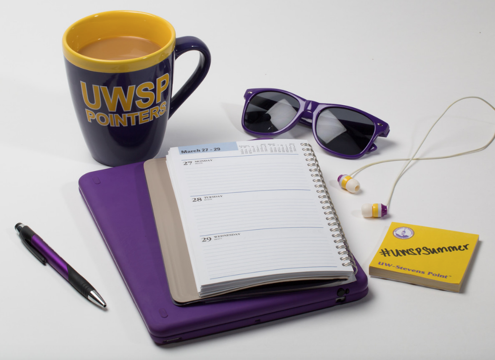 Mikayla Jankowski shares her experience taking online summer courses at UW-Stevens Point.