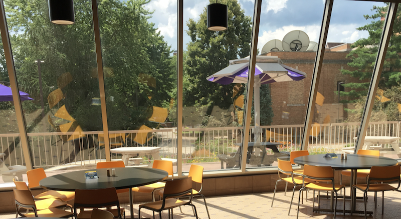 Anyon Rettinger has 10 reasons why you should visit UW-Stevens Point!
