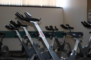 Cardio Center cycling