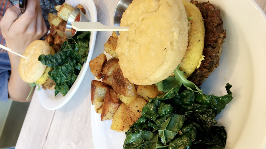 Health blogger Alyssa Deem reflects on a recent trip to Portland, Oregon and shares a vegan recipe from her PDX experience.