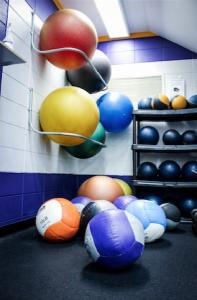 Strength Fitness Center equipment