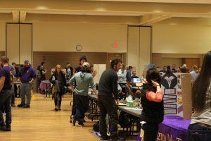 University Centers Job Fair