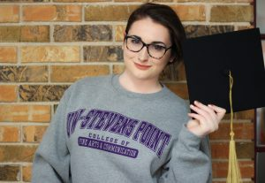 Commencement items at University Store
