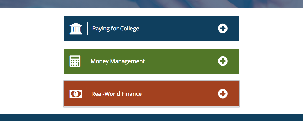 Financial aid blogger Kaitlyn Keech shares what she's learned from GradReady's Real-World Finance module.