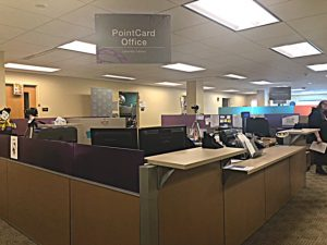 UW-Stevens Point's PointCard Office located in the Dreyfus University Center