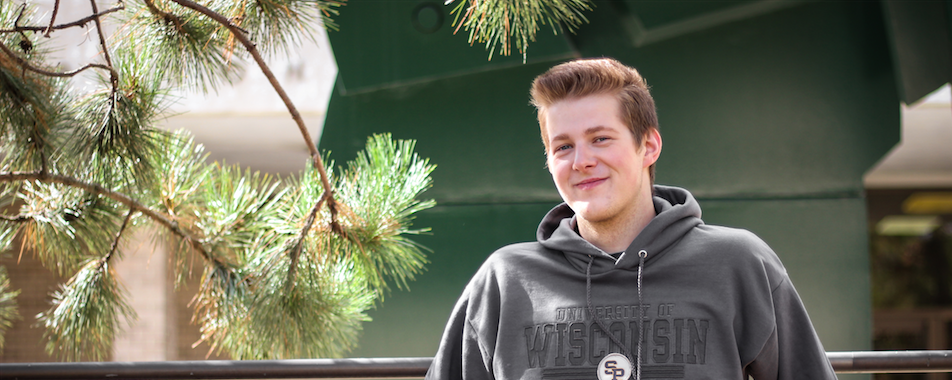 UW-Stevens Point transfer student Anyon Rettinger details his experience and shares why UWSP could be your next home.