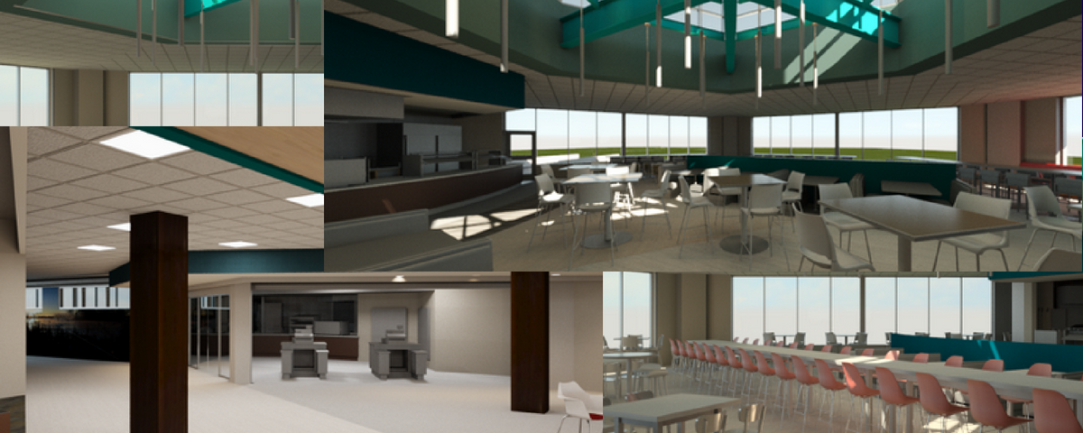 Monique Mata-Bonilla shares what's in store for next school year (and where students can eat on campus!), as the DeBot Dining Center is renovated.